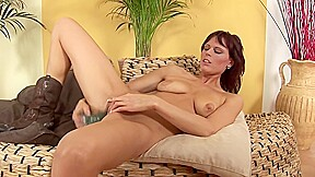 Cowgirl Solo Webcam