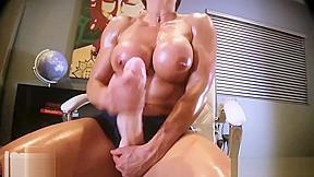 Muscle Futa Male