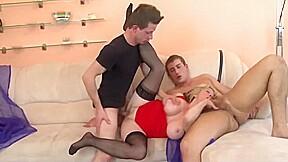 Mature 3some Porn