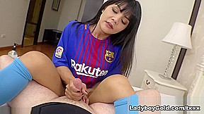 Sexy Babes In Football